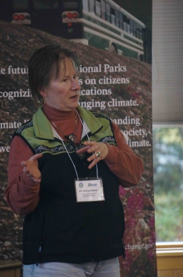 Participants presentations - Ann Painter, Kenai Fjords NP