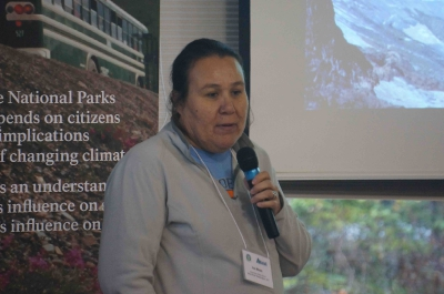 Participants presentations - Iva Moss, Wind River School, ID