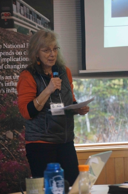 Participants presentations - Sue Flensburg, Bristol Bay Native Association